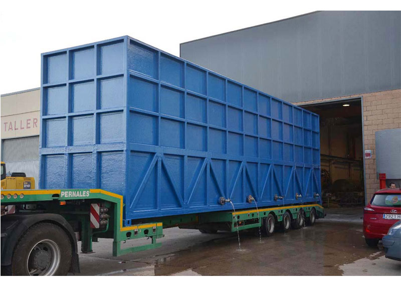 Containerised MBR for Wastewater | Ultrafiltration