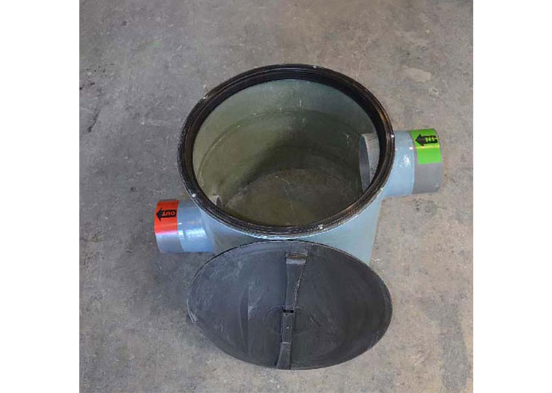 Catch Basin Drains | Sample Collecting